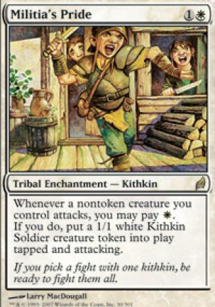 Militia's Pride