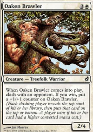 Oaken Brawler