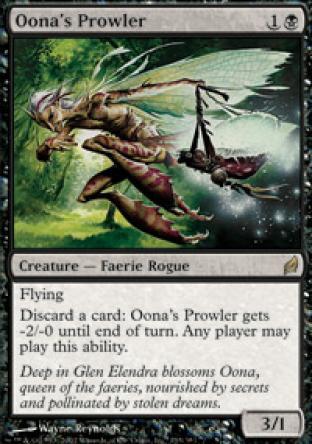 Oona's Prowler