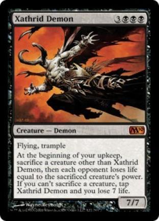 Xathrid Demon