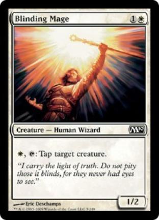 Blinding Mage
