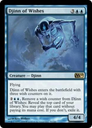 Djinn of Wishes