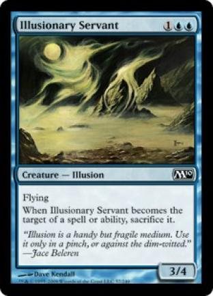 Illusionary Servant