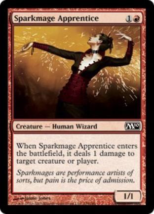 Sparkmage Apprentice