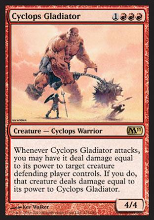 Cyclops Gladiator