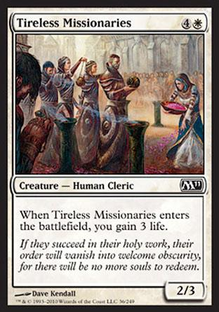 Tireless Missionaries