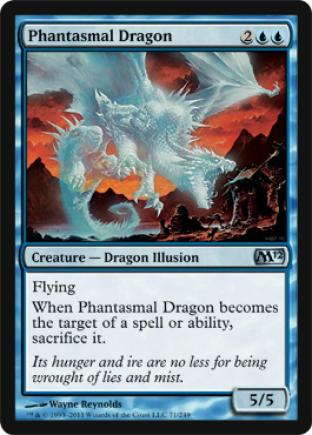 Phantasmal Dragon
