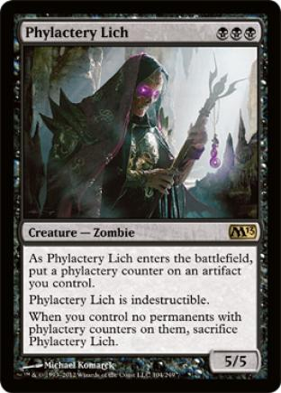 Phylactery Lich