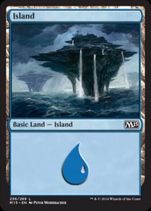 Island (256)