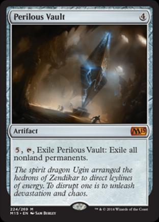Perilous Vault