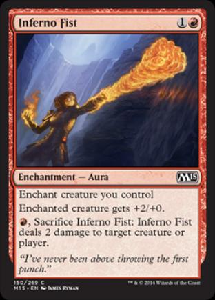 Inferno Fist