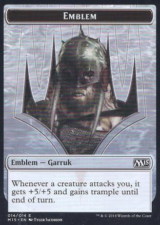 Emblem Garruk