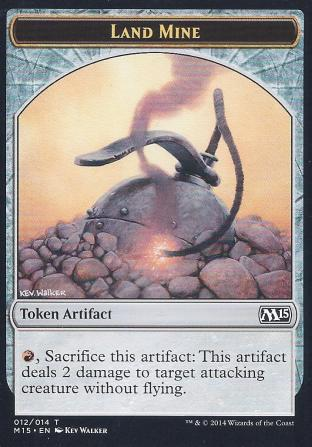 Land Mine Token