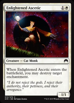 Enlightened Ascetic