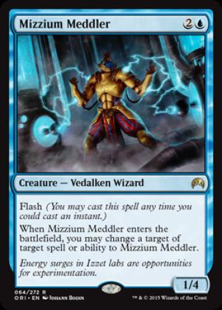 Mizzium Meddler