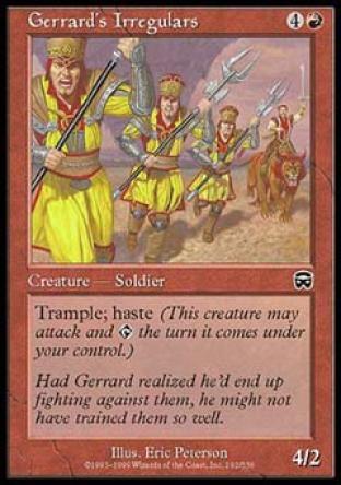 Gerrard's Irregulars