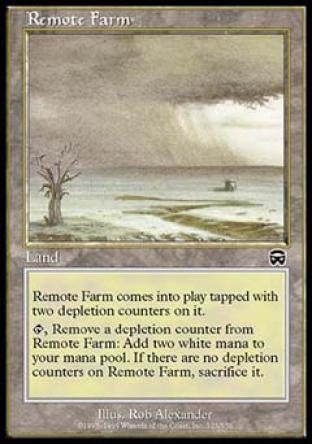 Remote Farm