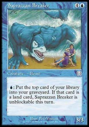 Saprazzan Breaker