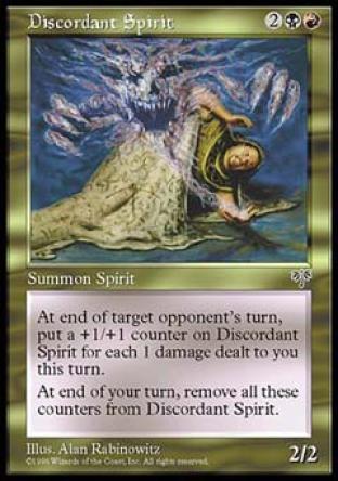 Discordant Spirit