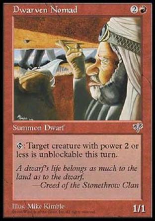 Dwarven Nomad