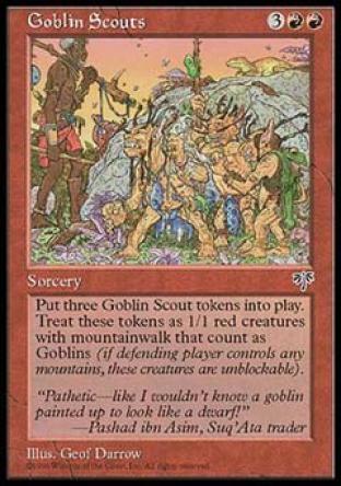 Goblin Scouts