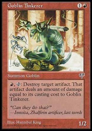 Goblin Tinkerer
