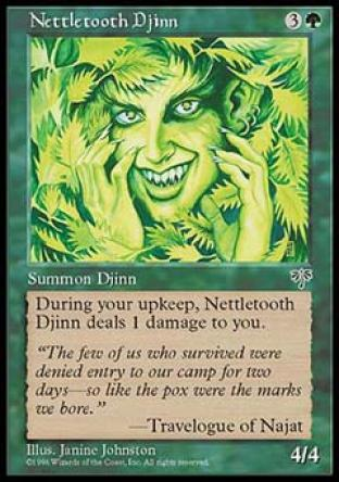 Nettletooth Djinn