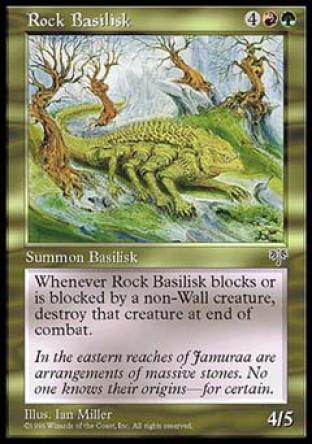 Rock Basilisk