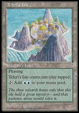 Teferi's Isle