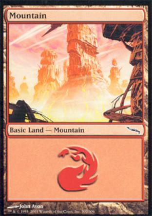 Mountain (302)