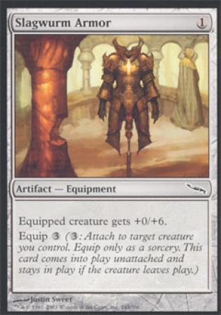 Slagwurm Armor
