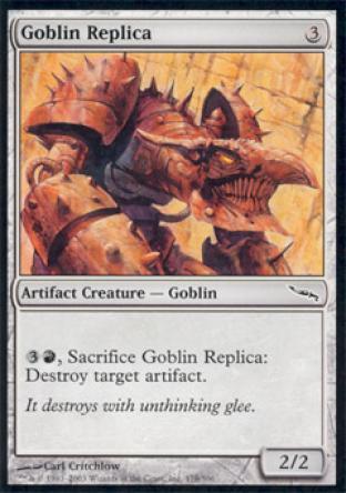 Goblin Replica