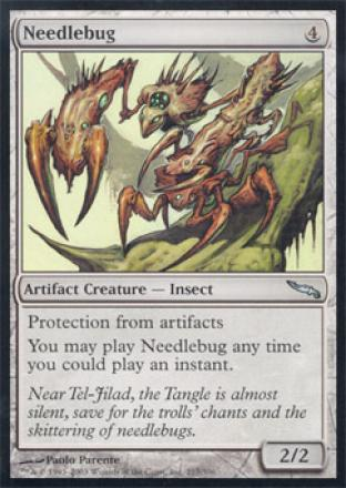 Needlebug