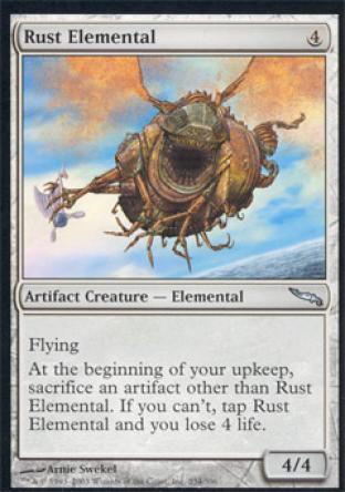 Rust Elemental