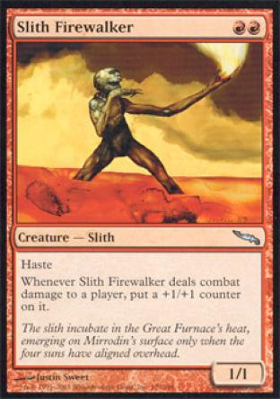 Slith Firewalker