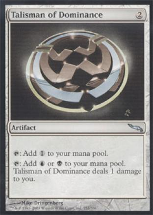 Talisman of Dominance