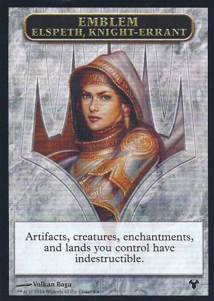Emblem Elspeth Knight Errant