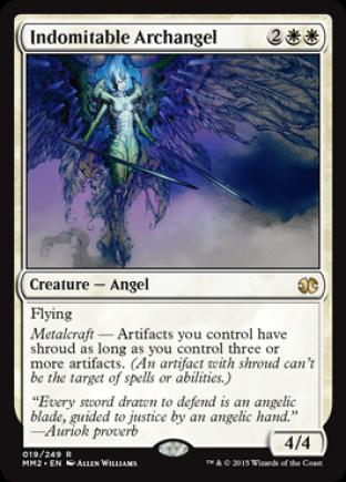 Indomitable Archangel