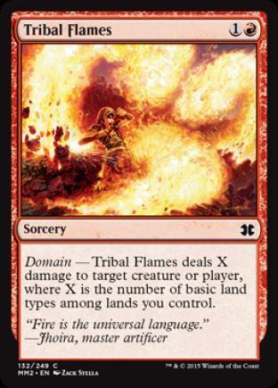 Tribal Flames
