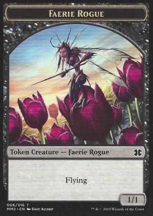 Faerie Rogue Token