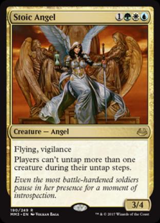 Stoic Angel