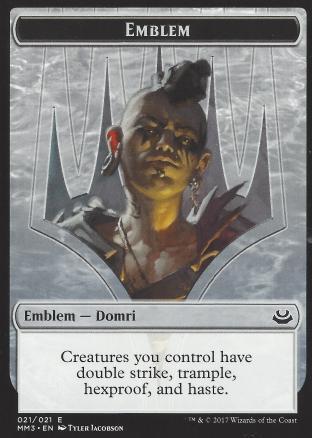 Emblem - Domri