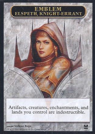 Emblem Elspeth Knight-Errant