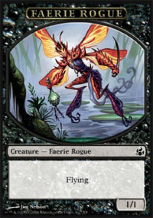 Fairie Rogue (Token)