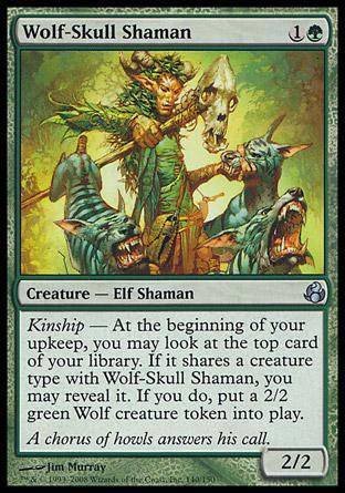 Wolf-Skull Shaman