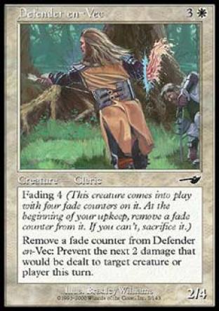 Defender en-Vec