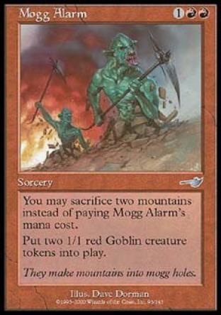 Mogg Alarm