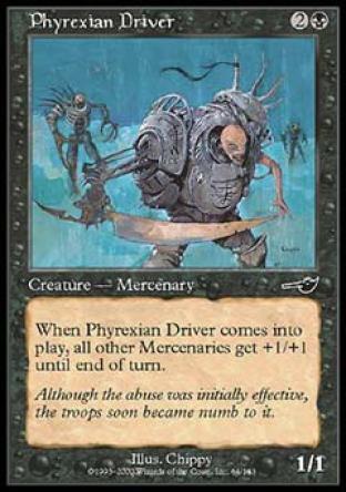 Phyrexian Driver
