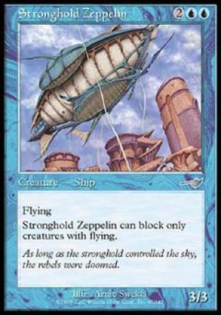 Stronghold Zeppelin