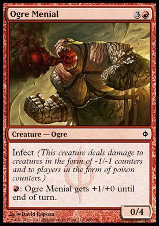 Ogre Menial